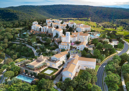 Finnish family-owned investment company Pontos is building a five-star Resort in Algarve, Portugal