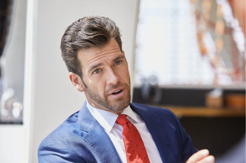 An image of Brendan Wallace, Co-Founder & Managing Partner, Fifth Wall