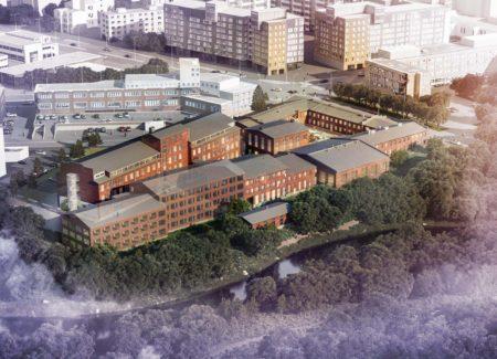 Renor myi Aktialle Tikkurilan moderniksi toimistorakennukseksi kehittämänsä kohteen