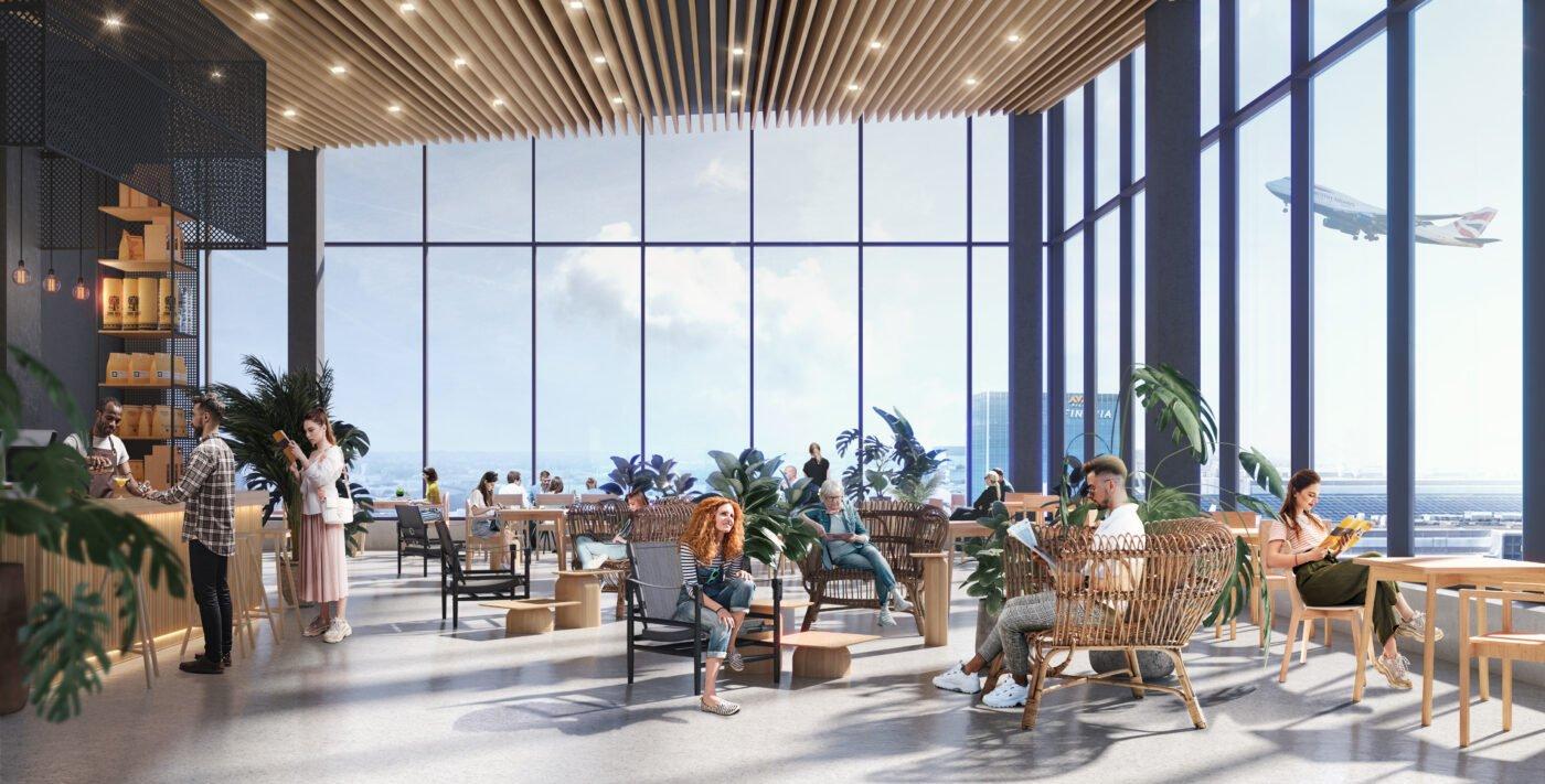 Pontoksen portfolioyhtiö LAK käynnistää Suomen suurimman hotellihankkeen rakennustyöt Helsinki-Vantaan lentoasemalla